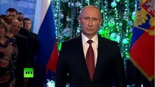 getlinkyoutube.com-Новогоднее обращение Владимира Путина 2014