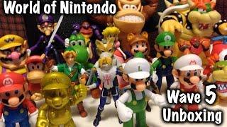 getlinkyoutube.com-Unboxing Wave 5  of World of Nintendo Action Figures