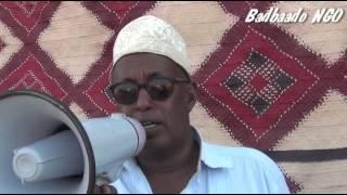 socdaalkii qandala ee wafdii uu hugaaminaayay dr. yaasiin 24-04-2014