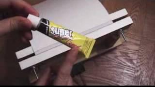 Basic DIY Book Binding Demonstration