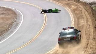 getlinkyoutube.com-Motorcycle Crashes in Front of CHP