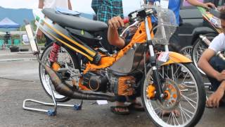 getlinkyoutube.com-Drag Bike Padang 30 Desember 2012