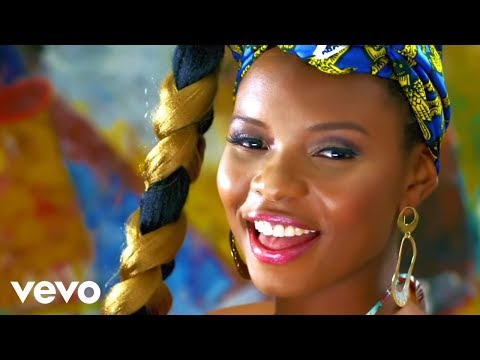 Yemi Alade | Kissing Official Video @YemiAladee