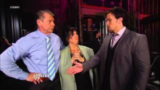 getlinkyoutube.com-Vickie Guerrero attacks Brad Maddox: Raw, July 8, 2013