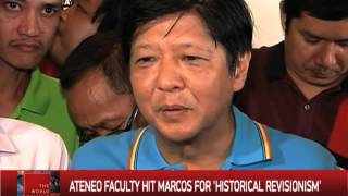 getlinkyoutube.com-Ateneo professors accuse Marcos Jr. of 'historical revisionism'