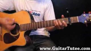 Eminem Feat. Rihanna - Love The Way You Lie, by www.GuitarTutee.com