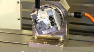 getlinkyoutube.com-KME CNC Indexer with Jergens 5-Axis Drop & Lock Pallet System.mp4