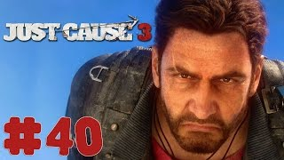 getlinkyoutube.com-Just Cause 3 - Walkthrough - Part 40 - Le Tutor Base (PC HD) [1080p60FPS]