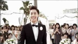 getlinkyoutube.com-Kim Hyun Joong  Love Story Wedding