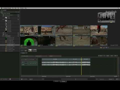 Timeline Editing: Overwrite/Insert/Drag & Drop Editing