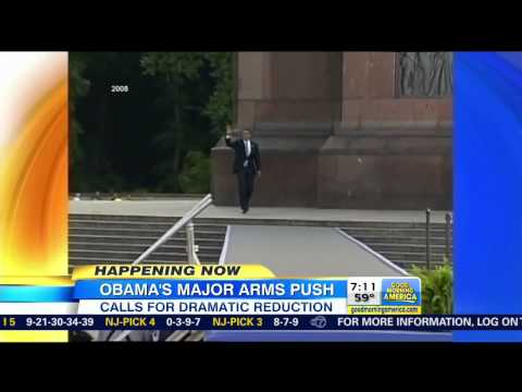 ABC's Jon Karl: Five Years Later, Obama Enthusiasm Has Diminished in Berlin