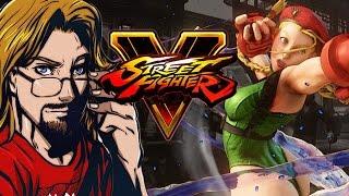 getlinkyoutube.com-CAMMY STRIKES: WEEK OF! Street Fighter 5 Beta Pt. 3 (Online Matches)