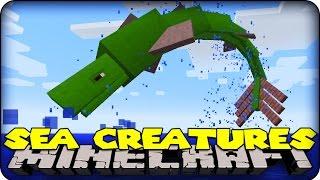getlinkyoutube.com-Minecraft Mods - EPIC SEA MONSTERS ( Aquatic Abyss Mod Showcase)
