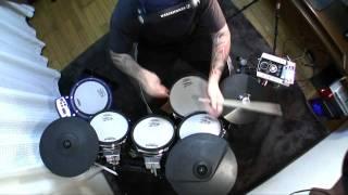 getlinkyoutube.com-SLIPKNOT - Duality Drum Cover