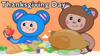 getlinkyoutube.com-Holiday Games with Friends | Thanksgiving Day and More | Baby Songs from Mother Goose Club!