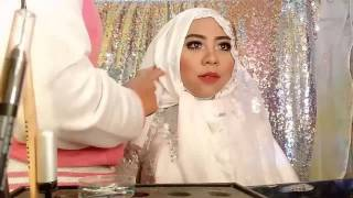 Tutorial hijab syar'i for wedding