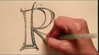getlinkyoutube.com-Zenspirations Patterned Monograms with Joanne Fink