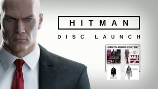 HITMAN - Disc Launch Trailer