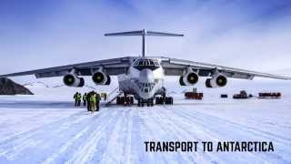 MF Antarctica2 Team: The Tractor is on its way...