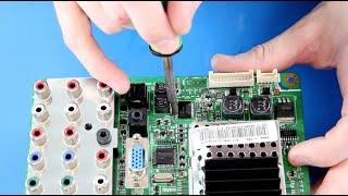 getlinkyoutube.com-Samsung TV Repair - Main Board Repair Kit for Board Number BN41-00975