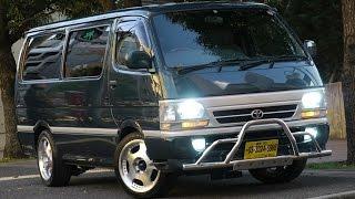 getlinkyoutube.com-【100系ハイエース】最高にカッコイイ! SUV風カスタムハイエース