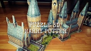 getlinkyoutube.com-Puzzle Harry Potter 3D Wrebbit