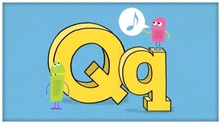 "getlinkyoutube.com-ABC Song: The Letter Q, ""Question For Q"" by StoryBots"