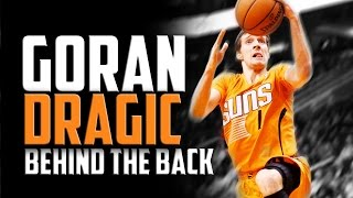 getlinkyoutube.com-Goran Dragic Behind The Back: Basketball Moves