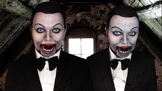 Billy the Dummy - Dead Silence - Makeup Tutorial!