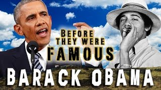 getlinkyoutube.com-BARACK OBAMA - Before They Were Famous