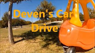 getlinkyoutube.com-Extreme Cozy Coupe Driving !!