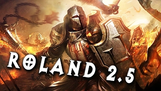 getlinkyoutube.com-ROLAND 2.5 TEST DU UP ! ~ DIABLO 3