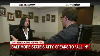 getlinkyoutube.com-Baltimore State's Attorney Marilyn G. Mosby Speaks To All In