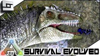 getlinkyoutube.com-ARK: Survival Evolved - GIGANOTOSAURUS TAMING! S2E66 ( Gameplay )