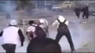 فيديو بروفة التشويش على قناة الجزيرة