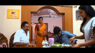 Masani | Tamil Movie | Scenes | Clips | Comedy | Songs | Akhil in Aadukalam Naren's home