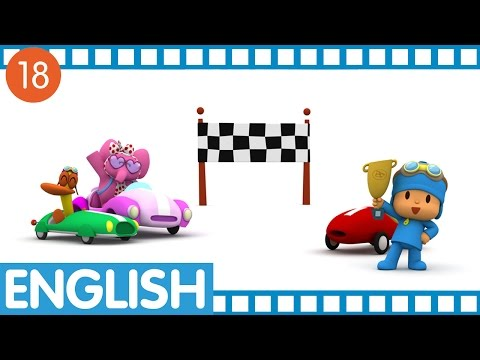 Pocoyo in English - Session 18 Ep. 17 - 20