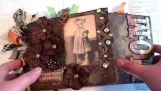 getlinkyoutube.com-Gate Fold Paper Bag Mini Album