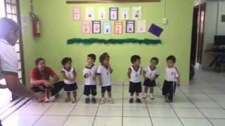Dia da Poesia - Educação Infantil II
