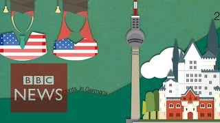 US students head to Germany for free degrees - BBC News width=