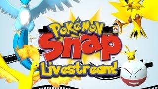 getlinkyoutube.com-Pokemon Snap 100% Live Stream