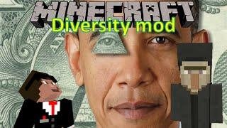 getlinkyoutube.com-JE SUIS UN ILLUMINATI !! - DIVERSITY MOD Minecraft [FR] [HD]