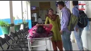 पौड़ी: ओपीडी में जड़े ताले , दिनभर भटकते रहे मरीज