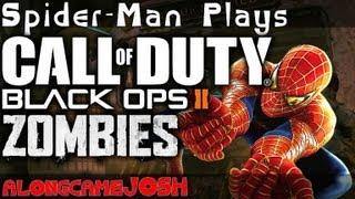 getlinkyoutube.com-Spider-Man Play's Black Ops II Zombies