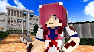getlinkyoutube.com-Yandere High School - THE END IS HERE! (Minecraft Roleplay) #78