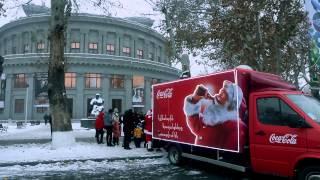 getlinkyoutube.com-Coca-Cola Happiness Truck Armenia