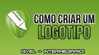 getlinkyoutube.com-Corel DRAW - Como criar um logotipo - nivel intermediario