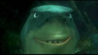 getlinkyoutube.com-Hledá se Nemo - Bruce - czech