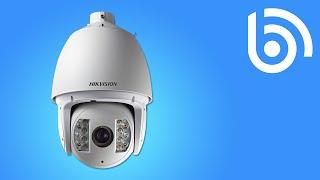 getlinkyoutube.com-Hikvision HD Smart IP Camera Demo