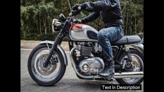 getlinkyoutube.com-Best 2016 Triumph Bonneville T120 and T120 Black, The New Bonneville Models